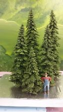 "12"" Spruce Trees for  model railroad and doll house"