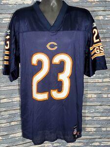 Reebok Chicago Bears Devin Hester #23 NFL Football Jersey Size Medium
