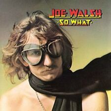 So What - Joe Walsh (1993, CD NIEUW)