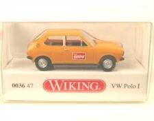 Vw Polo 1 BACS Wiking 003647 Scala H0 1 87 Modellino Auto