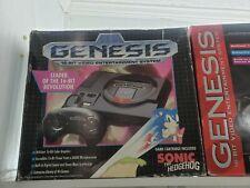 Sega Genesis model 1 BOX ONLY