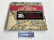 The Alchemist And Oh No - Welcome To Los Santos (GTA V) - CD Album - 2015 - Neuf