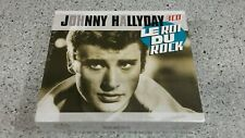 JOHNNY HALLYDAY: Le Roi Du Rock - 3 CD-Box, 69 Tracks!
