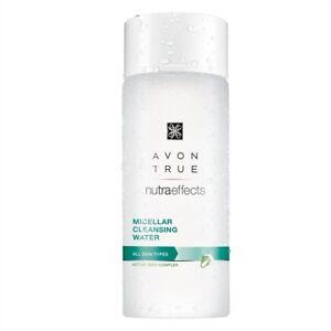 Avon  Nutraeffects Micellar cleansing water - 2 x 200ml - New