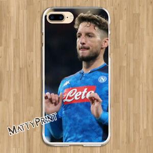 Cover personalizzata Dries Mertens esultanza Napoli calcio custodia Smartphone