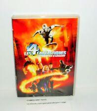 DVD VIDEO  LES 4 FANTASTIQUES ET LE SURFEUR D'ARGENT