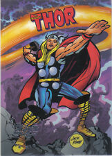 MARVEL SILVER AGE, TRIBUTE TO JACK KIRBY CARD JK6