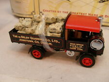 MATCHBOX MODELS OF YESTERYEAR COLLECTIBLES YAS04-M YORKSHIRE STEAM WAGON MIB