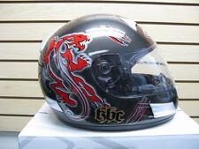 """KBC TK8 Street Bike Motorcycle Helmet """"Predator"""" XX Large"""