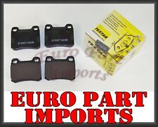 Mercedes-Benz W201 Rear Brake Pads Set Textar 100% made in Germany OEM Qty