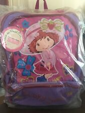 2006 American Greetings Strawberry Shortcake Girls Backpack With Pencil Case