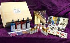 BARON SAMEDI, MAMAN BRIGITTE, ERZULIE & PAPA LEGBA ( RITUAL PRODUCTS BOX )