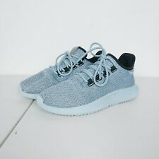 Adidas Boys Ortholite Sneaker Shoes Dirty Blue Size 5