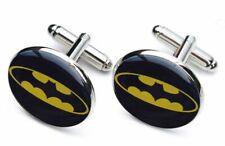 Batman Superhero Super Héros Nouveaux Boutons de Manchette