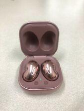 New listing Samsung Galaxy Buds Live Sm-R180 Wireless Bluetooth Earbuds Mystic Bronze