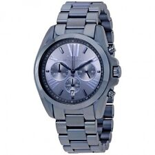 NEW Michael Kors Oversized Bradshaw Blue Dial Stainless Steel Men's Watch MK6248