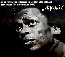 Miles Davis Complete In A Silent Way Sessions 9/68 - 2/69 Mosaic 5 LP Box Sealed