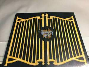 HEAVENS GATE - ´´LIVIN' IN HYSTERIA´´ - RARE 4 TRACK PROMO DIGI CD 1991