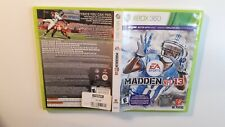 MADDEN NFL 13 Xbox 360  w/ Box, FAST AND FREE SHIPPING !!!