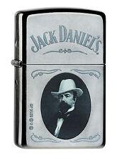 Zippo Feuerzeug Jack Daniels Limited Edition xxx/500 Grey Dusk 60000192