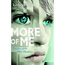 Más de mí por Kathryn Evans (Bestseller Libro en Rústica, 2016)