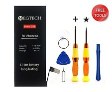 Genuine Battery Replacement for Apple iPhone 6S with tools by MEGTECH Original