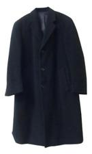 Mens Lauren Ralph Lauren Wool Pea 3/4 Length  Coat / 40 Regular - Black
