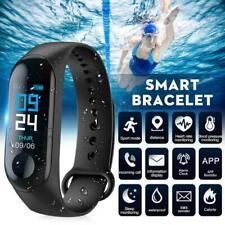 Спорт здоровья фитнес умные часы трекер физической активности на запястье браслет водонепроницаемый