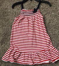 Girls OshKosh Red White & Blue 4th of July dress 3T