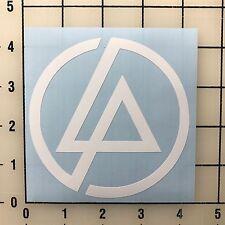 Linkin Park Logo - Car Decal Vinyl Sticker
