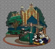 Haunted Attraction Collection 2005 Jumbo Pin - Haunted Mansion Disney Pin LE 500