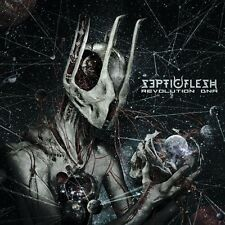 Revolution Dna - Septicflesh (2016, CD NEUF)