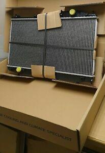 Nissens 61638 Water Radiator For CHEVROLET / GMC EVANDA (02-) EVANDA (02-)