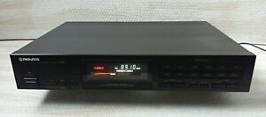 Pioneer F-656 FM/AM Mono/Stereo Digital Synthesiser Tuner Made In Japan Vintage
