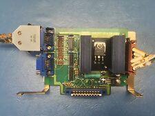 SEIKI SII CRT 01-14-00 NM-0135-01 Display Board Hitachi CNC Toshiba SIICRT