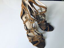 River Island High Heels Size 5 Strappy Sandals