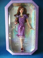 Barbie doll Birthstone Beauties Amethyst 2007 Steffie face NRFB nuova in scatola