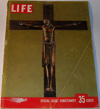 Life Magazine Vol 39 No 26 December 26 1955 Special Issue: Christianity