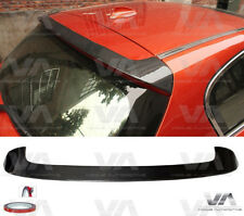 BMW 1 SERIES M F20 F21 PERFORMANCE REAL CARBON FIBER ROOF SPOILER