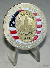St. Michael Los Angeles Police Souvenir Commemorative Collectable Challenge Coin