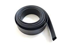10 FT 10' Feet Polyolefin 2:1 Heat Shrink Tubing Tube Cable BLACK 3/4