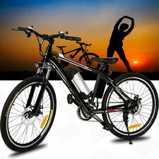 Electric Mountain Bike 26-Inch E-bike City Bicycle E-MTB 21 Speed 35km/h Cycling