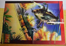 Desert Strike GamePro 1993 Video Game Poster