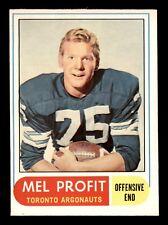 MEL PROFIT 1968 O-PEE-CHEE CFL 1968 NO 30 NRMINT+ 21617