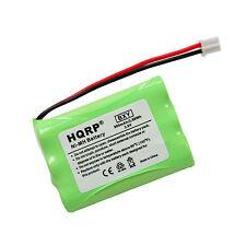 HQRP Battery for Motorola MBP18 MBP18PU MBP25 MBP25PU MBP26 MBP26PU MBP33PU