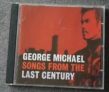 George Michael, songs from the last century, CD