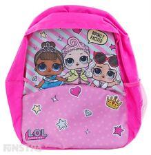 LOL Surprise Backpack | LOL Surprise School Bag Kids Toy Book Bag Girls Backpack