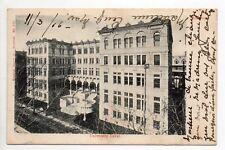 CANADA carte postale ancienne MONTREAL University laval 2