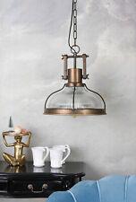 Hängelampe Industrielampe Deckenleuchte Metall Leuchte Deckenlampe Bauhaus Lampe