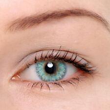 Azul Círculo de lentes de contacto Contact Lenses Circle Big Eyes Yearly Use